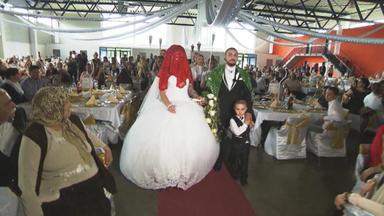 4 Hochzeiten Und Eine Traumreise - Tag 2: Elvira Und Yusuf, Geislingen