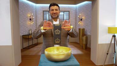 Die Superhändler - 4 Räume, 1 Deal - Goldschüssel Mit Toilettenpapier \/ Hans Kögl Lampe \/ Weltzeituhr Von Weber & Aeschbach \/ Spielzeug