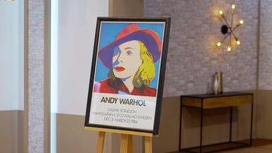 Die Superhändler - 4 Räume, 1 Deal - Andy Warhol Print \/ Pedoskop Röboy