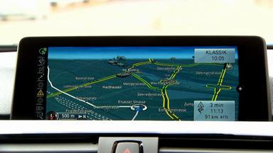 Auto Mobil - Thema U.a.: Der Navi-test