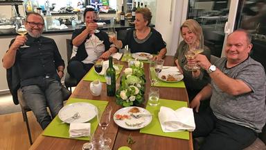 Das Perfekte Dinner - Gruppe Ulm: Tag 4 \/ Sadet