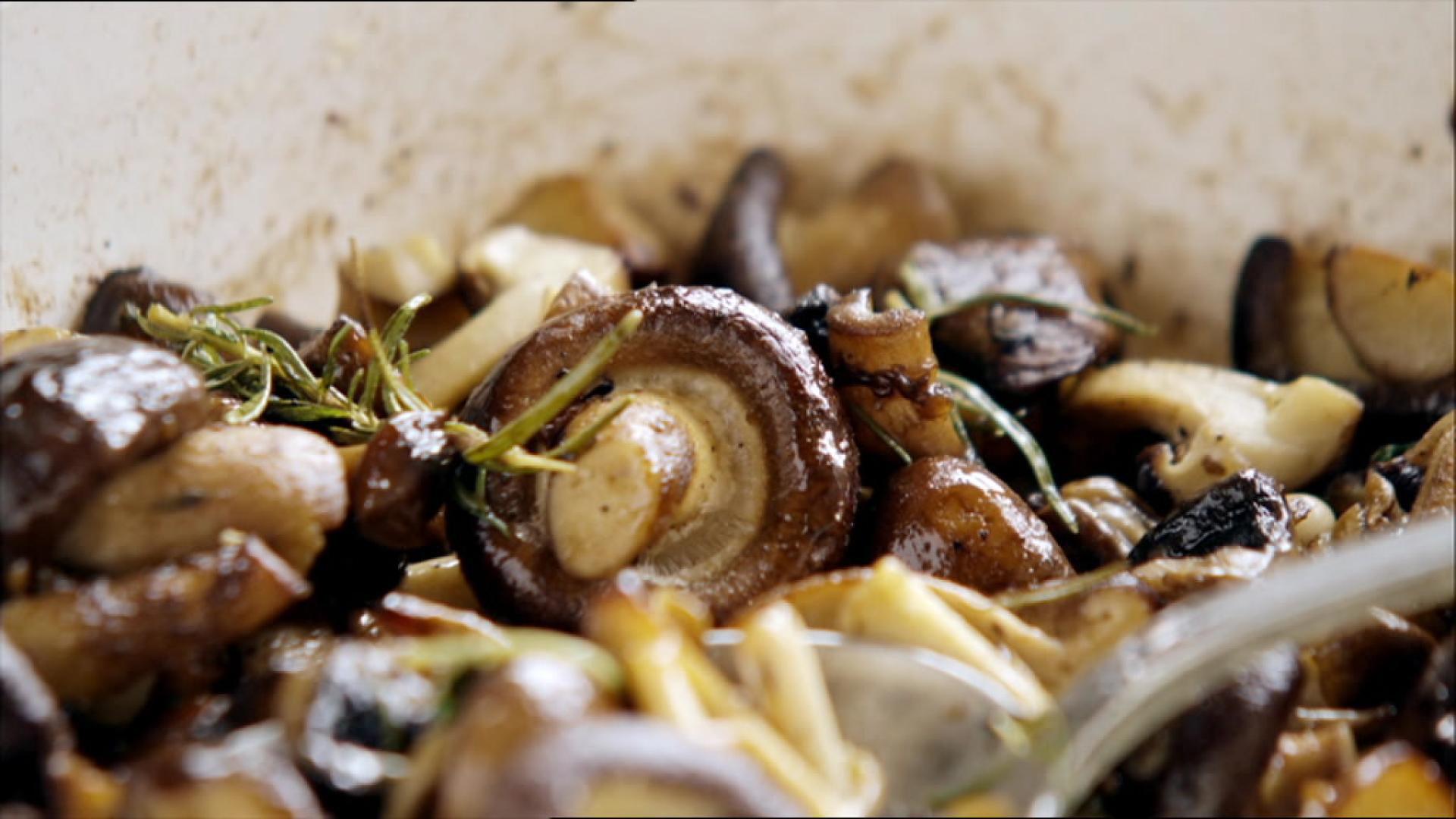 Pilzrisotto | Folge 8