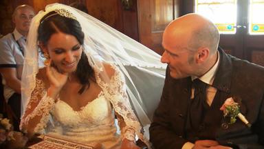 4 Hochzeiten Und Eine Traumreise - Tag 1: Tamara Und Marcel, Flawil (ch)