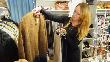 Shopping Queen - Gruppe Ulm: Tag 1 \/ Sophie