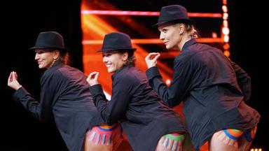 Das Supertalent - Neon-dance & Ballett