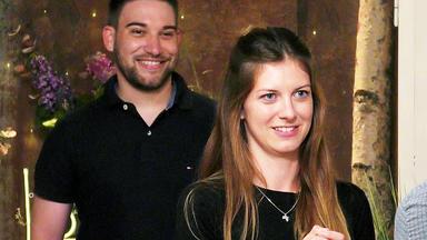 First Dates - Ein Tisch Für Zwei - U.a. Mit: Susi Und Daniel