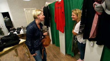Shopping Queen - Gruppe Wuppertal: Tag 2 \/ Agnes
