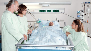 Unter Uns - Im Krankenhaus