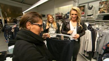 Shopping Queen - Gruppe Wuppertal: Tag 3 \/ Dijana