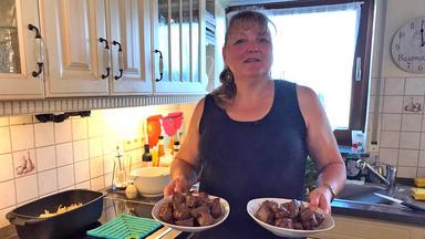 Das Perfekte Dinner - Gruppe Aachen: Tag 4 \/ Arlette