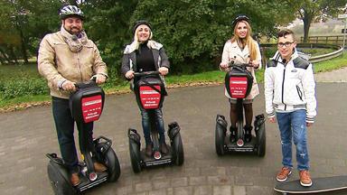 Shopping Queen - Gruppe Hamburg: Tag 2 \/ Familie Bauer