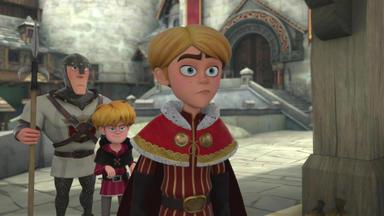 Robin Hood - Schlitzohr Von Sherwood - Der Hinterhältige Verwalter