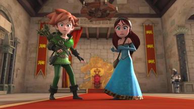 Robin Hood - Schlitzohr Von Sherwood - Die Fremden Kämpferinnen