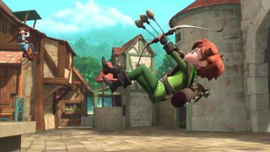 Robin Hood - Schlitzohr Von Sherwood - Flötenzauberei