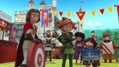 Robin Hood - Schlitzohr Von Sherwood - Ein Gefährlicher Geburtstag