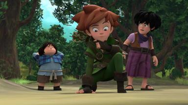 Robin Hood - Schlitzohr Von Sherwood - Die Geisterkutsche