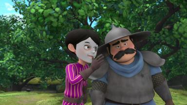 Robin Hood - Schlitzohr Von Sherwood - Der Mann Mit Der Maske