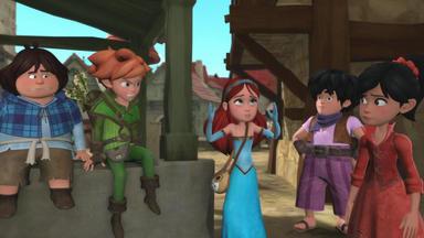 Robin Hood - Schlitzohr Von Sherwood - Der Wahre König (2)