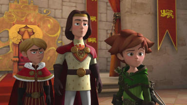 Robin Hood - Schlitzohr Von Sherwood - Sheriff Robin