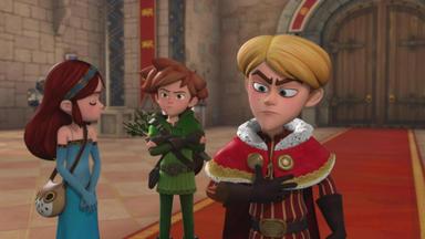Robin Hood - Schlitzohr Von Sherwood - Der Wahre König (1)