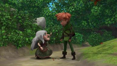 Robin Hood - Schlitzohr Von Sherwood - Eine Gefährliche Karte
