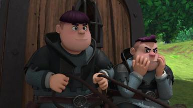 Robin Hood - Schlitzohr Von Sherwood - Jagd Nach Dem Sheriffstern