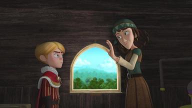 Robin Hood - Schlitzohr Von Sherwood - Schlaf, König, Schlaf!