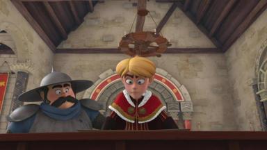 Robin Hood - Schlitzohr Von Sherwood - Der Räuberprinz