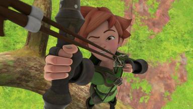 Robin Hood - Schlitzohr Von Sherwood - Robin Und Der König (1)