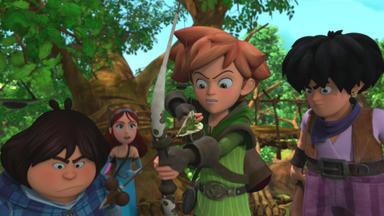 Robin Hood - Schlitzohr Von Sherwood - Der Feurige Sir Kerde