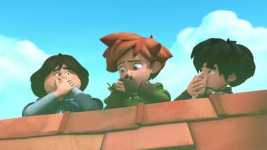 Robin Hood - Schlitzohr Von Sherwood - Der Stinkepfeil