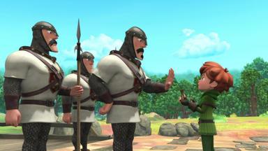 Robin Hood - Schlitzohr Von Sherwood - Ein Verflixt Langer Tag