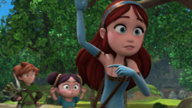 Robin Hood - Schlitzohr Von Sherwood - Quälgeist Isabelle