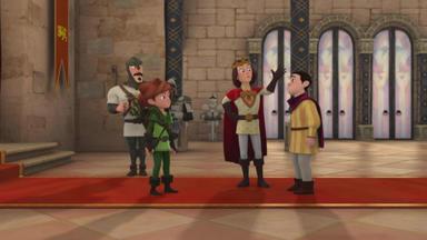 Robin Hood - Schlitzohr Von Sherwood - Der Possenreißer