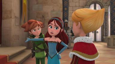 Robin Hood - Schlitzohr Von Sherwood - Prinzessin Marian