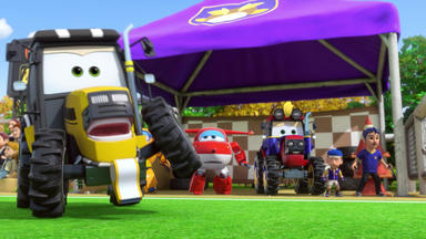 Super Wings - Die Super Fußball Wings