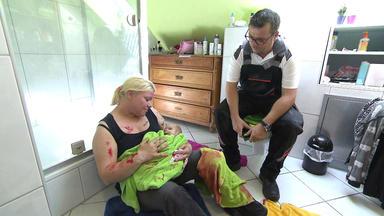Verdachtsfälle - Ehemann Findet Seine Frau Nach Heimlicher Geburt
