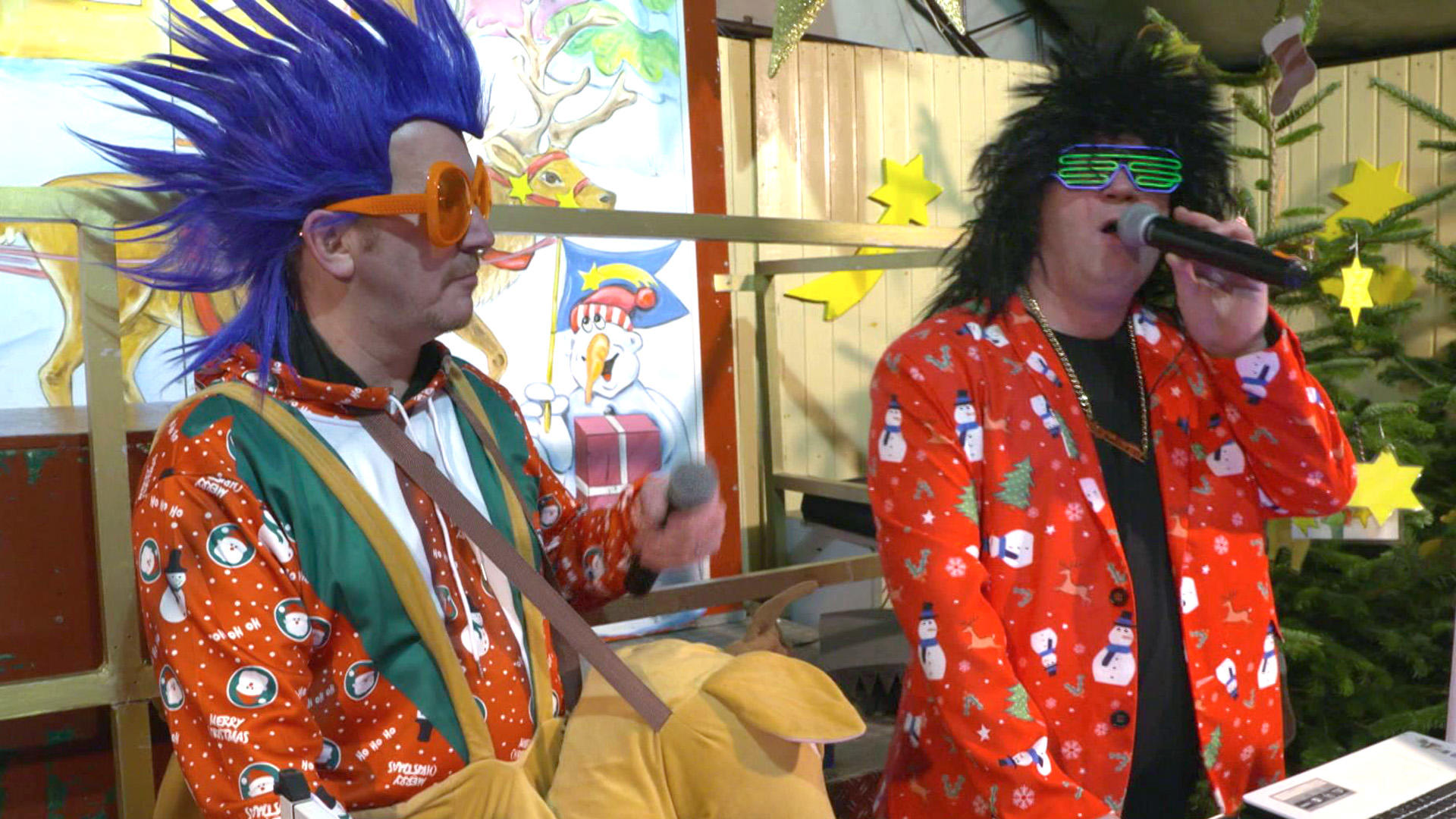 Engelkemarkt - Das große Geschäft Weihnachtsmarkt | Folge 44