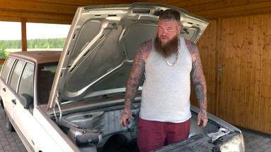Die Tuning Profis - Chris Bastelt Erfolglos An Seinem Volvo P1800
