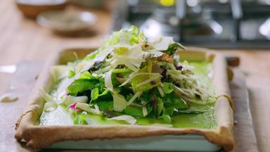 Jamie Oliver: 7 Mal Anders - Familienrezepte Für Die Ganze Woche - Avocado-quiche