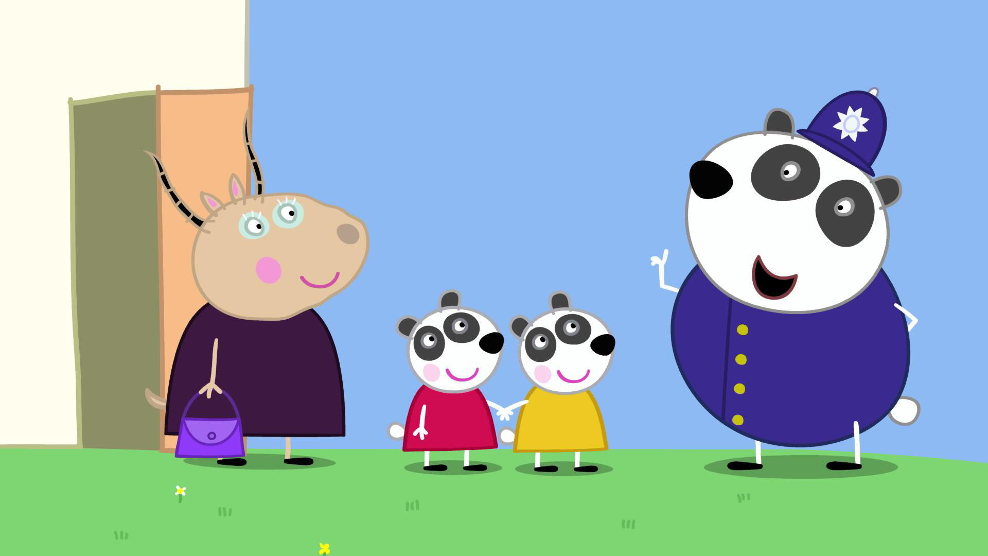 Die Panda-Zwillinge | Folge 1