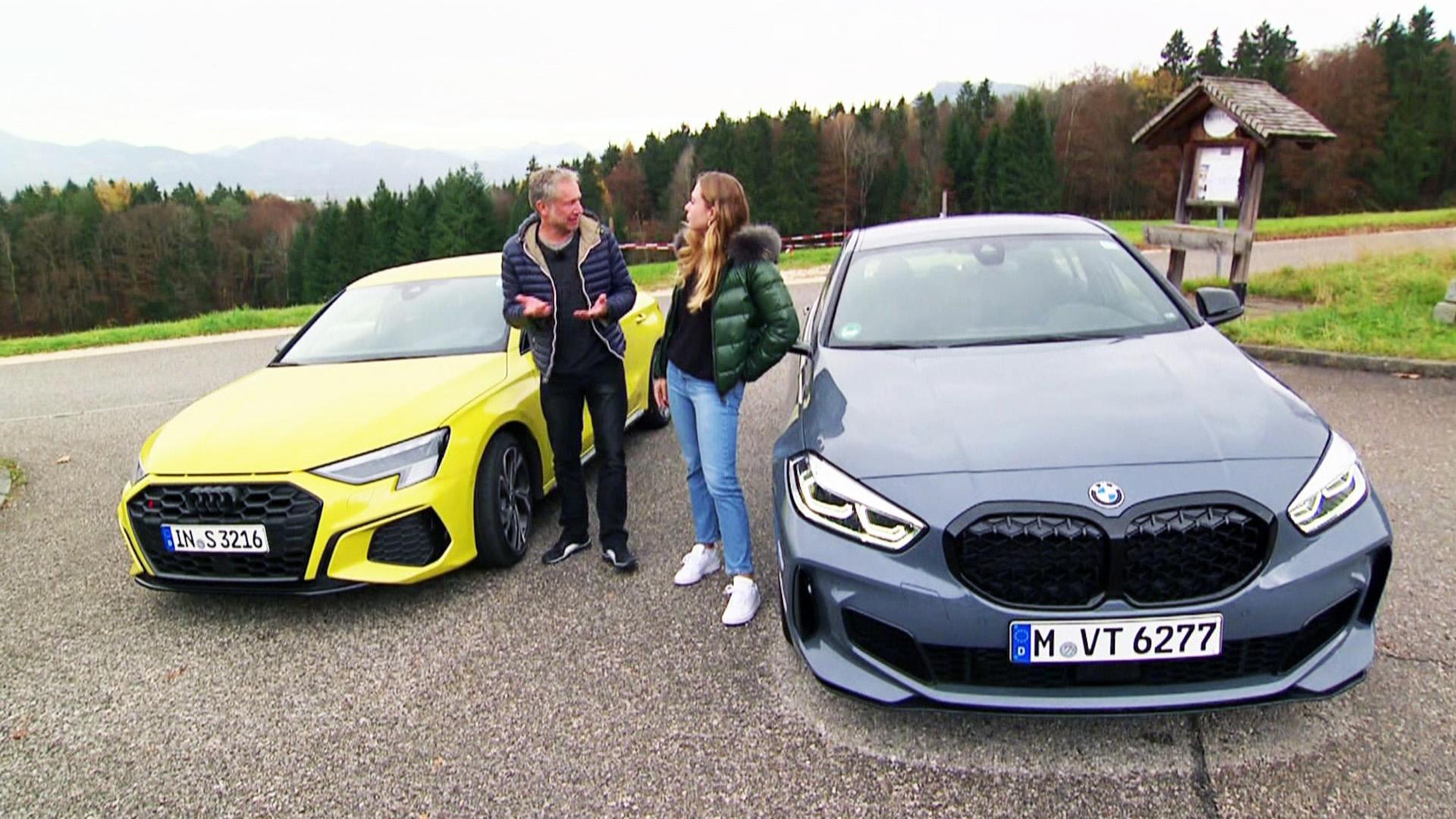 Kompakt-Kracher - Audi S3 vs. BMW M135i xDrive  | Folge 535