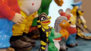 Die Superhändler - 4 Räume, 1 Deal - Schaukelstuhl \/ Salamander-konvolut