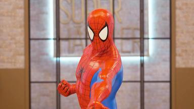Die Superhändler - 4 Räume, 1 Deal - Spiderman Mannequin \/ Potpourrie \/ Biermünzenkasse