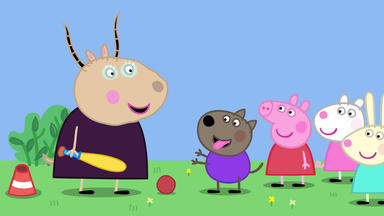 Peppa Pig - Schlag Den Ball