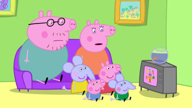 Peppa Pig - Fernsehland