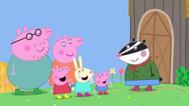 Peppa Pig - Der Streichelzoo