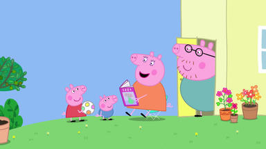 Peppa Pig - Pizza! Pizza!
