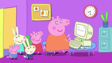 Peppa Pig - Die Murmelbahn