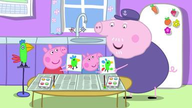 Peppa Pig - Römertag